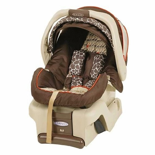 Graco SnugRide 30 Pounds Infant Seat With Base In Sahara