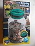 Digital Coin Counting Money Jar. Not Your Average Loose Change Jar.