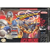 Sonic Blast Man - Nintendo Super NES