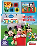 Disney Mickey Mouse Clubhouse Movie Theater: Storybook and Movie Projector