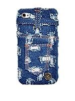 Imperii Funda iPhone 4 / 4S Azul