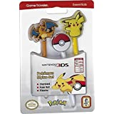 Nintendo 3DS Pokémon Styluses – Charizard, Poké Ball and Pikachu – Fits Nintendo 3DS, 3DS XL, 2DS, 2DS XL, DSi and DSi XL – Official Nintendo Licensed Product (Color: Multi)