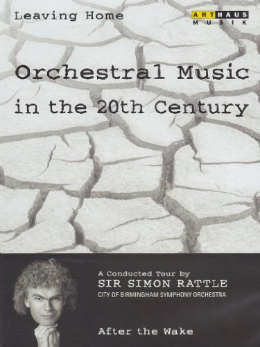 Cover art for  Leaving Home: Orchestral Music in the 20th Century, Vol. 6 - After the Wake