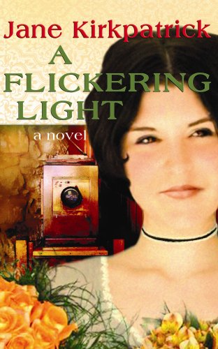 A Flickering Light (Center Point Christian Fiction (Large Print))