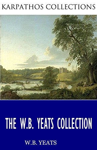 the-wb-yeats-collection-english-edition