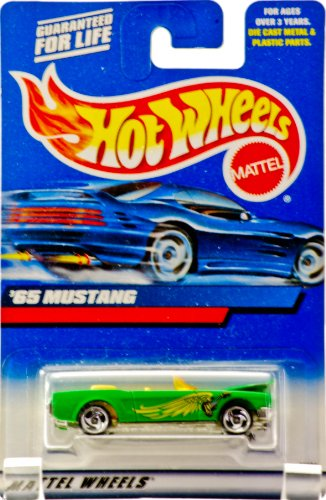 Hot Wheels '65 Mustang #201 Year: 2000 - 1