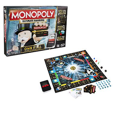 Monopoly - Ultimate Banking Game by Monopoly