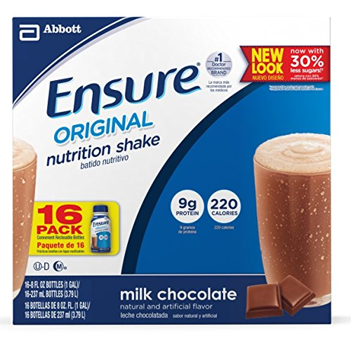 Ensure Complete Balanced Nutrition Drink