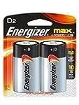 Energizer D Alkaline General Purpose...