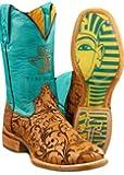 Tin Haul Ladies Damask Boot