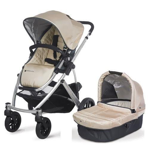 Buy UPPAbaby Vista Stroller, Lindsey