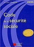 echange, troc Philippe Coursier - Code de la sécurité sociale 2005 (ancienne édition)