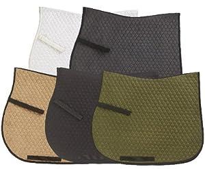Centaur Nimbus Dressage Saddle Pad - Size:Horse Color:Grey