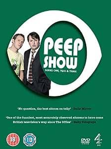 Peep Show: Series 1-3 Box Set [DVD]