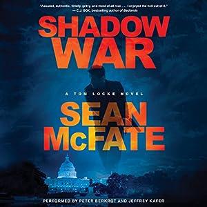 Shadow War Audiobook