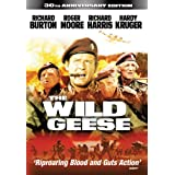 The Wild Geese (30th Anniversary Edition) ~ Richard Burton