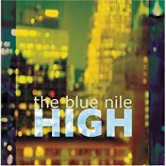 The Blue Nile, High, CD sleeve