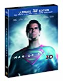 Man of Steel - Ultimate Edition Limit�e - DVD + Blu-Ray + Blu-Ray 3D + Copie Num�rique [Blu-ray 3D] [Ultimate Edition - Blu-ray 3D + Blu-ray + DVD + Copie digitale]