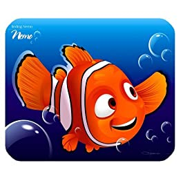 Tapis de Souris Fingding Nemo Design pour PC Portable Gel Mouse Mat Gel Mouse Pad