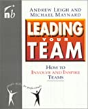 img - for Leading Your Team: How to Solve and Inspire Teams (People Skills for Professionals) book / textbook / text book