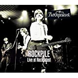 ROCKPILE - LIVE AT ROCKPALAST : CD + DVD SET