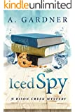 Iced Spy (Bison Creek Mysteries Book 2)