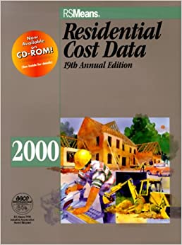 Residential Cost Data 2000 Square Foot Costs Systems