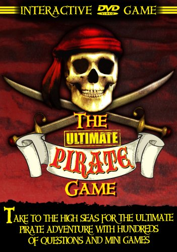 The Ultimate Pirate Game [Interactive DVD]