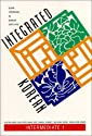Integrated Korean: Intermediate 1 (Klear Textbooks in Korean Language)