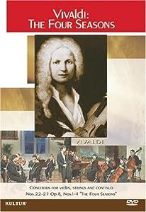 Vivaldi - The Four Seasons / Versailles Soloists, Bernard le Monnier
