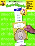 img - for Blends & Diagraphs Word Machines : Grade 1-3 book / textbook / text book