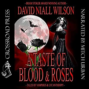 A Taste of Blood and Roses Audiobook