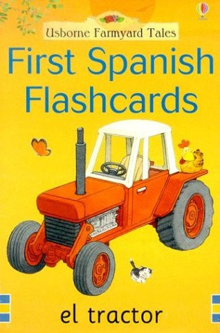 First Spanish Flashcards