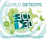 echange, troc Compilation - World détente (Coffret 3 CD)