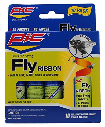 Pic FR10B Sticky Fly Ribbons (Pack of 30) (Pics For House compare prices)