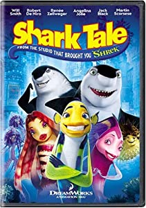 Shark Tale (Widescreen Edition) from Dreamworks Animated