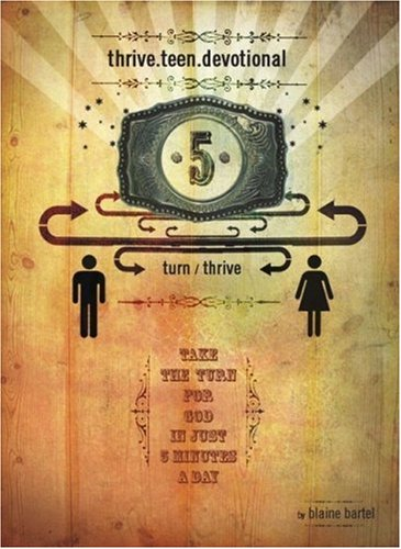 Thrive Teen Devotional: Take a Turn for God in Just 5 Minutes a Day (Thrive Sauce compare prices)