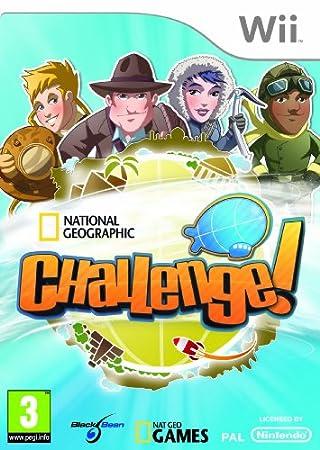 Nat Geo Challenge (Wii)
