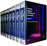 img - for The New Palgrave Dictionary of Economics (8 Volume Set) book / textbook / text book