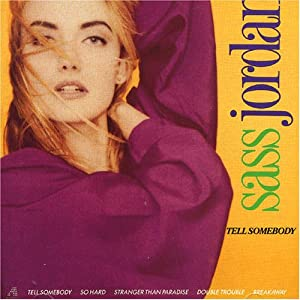 "Cover of ""Tell Somebody"""