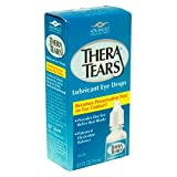 Thera Tears Theratears Lubricant Eye Drops, 0.5-Ounce Bottle (Pack Of 2)