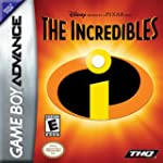 Incredibles Gameboy Advance