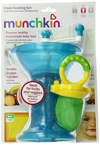 Munchkin Fresh Feeding Set - 2 Sets