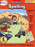 Hooked on Phonics First Grade Spelling Workbook