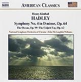 Hadley: Symphony No. 4, The Ocean, and The Culprit Fay