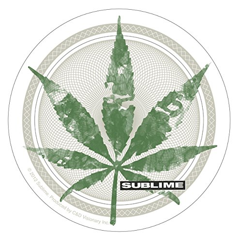C&D Visionary Sublime Leaf Sticker