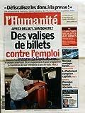 HUMANITE   du 16/11/2006
