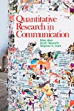 img - for Quantitative Research in Communication book / textbook / text book