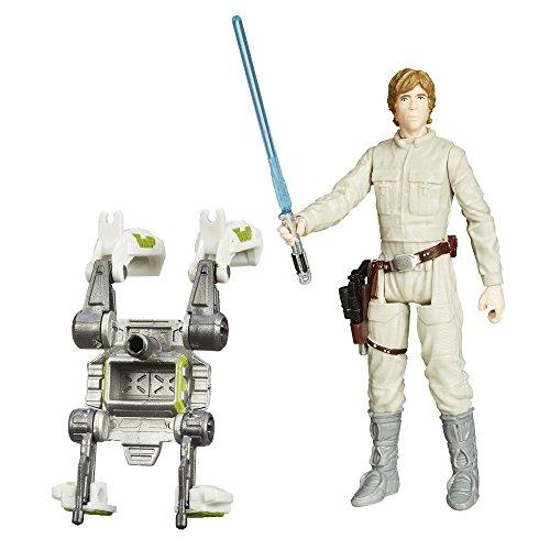 HASBRO Star Wars Ep.7 Personaggi 10cm. Jungle And Space B3445 B3448