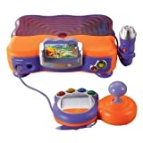 "VTech 80-075204 - V.Smile Lernkonsole orange inkl. Lernspiel Winnie Puuhvon ""VTech"""